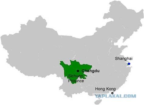 Где и как живет среднестатистический китаец, который не вкалывает на фабрике за 10.000рублей и плошку риса в день