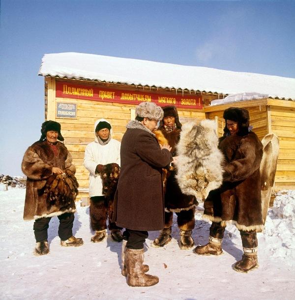 Якутия в 1970-е