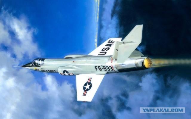 Lockheed F-104 Starfighter-Звездный воин