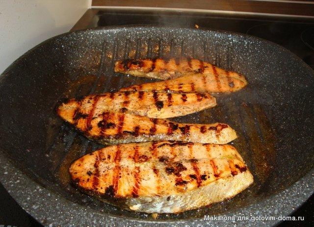 как жарить рыбу на сковороде фото рецепт
