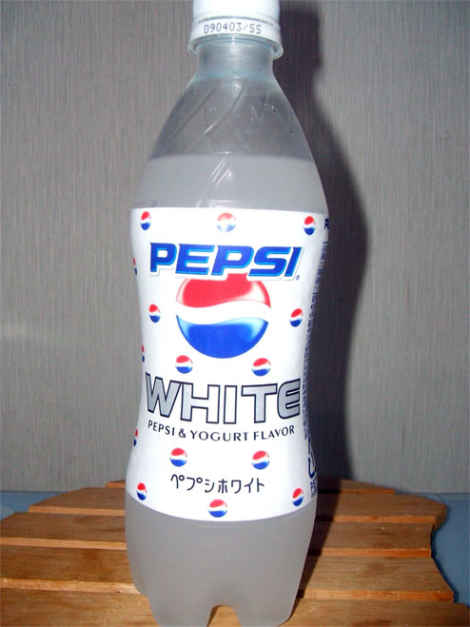 В Японии ограниченными сериями продавались напитки Pepsi Ice Cucumber со...