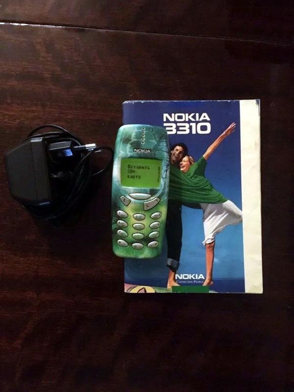 Редкая Nokia 3310