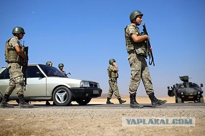 Турция отказалась перекрыть границу с Сирией