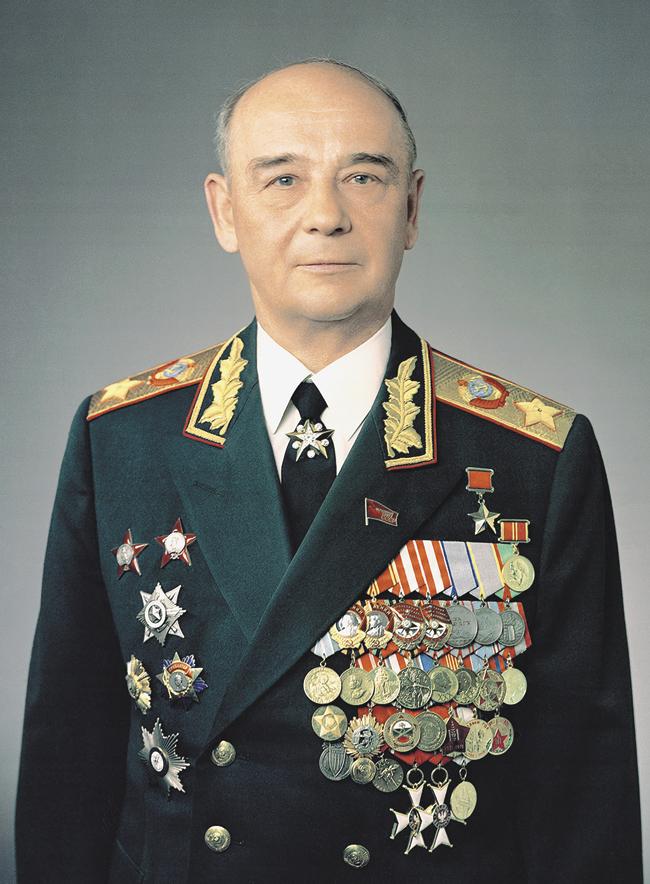 Фото героев маршалов