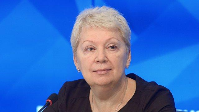 Васильева рассказала о проекте системы начисления зарплат учителям