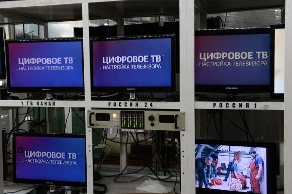 В России отключили аналоговое телевещание. Кнопку выключения на МКС нажал космонавт Александр Скворцов