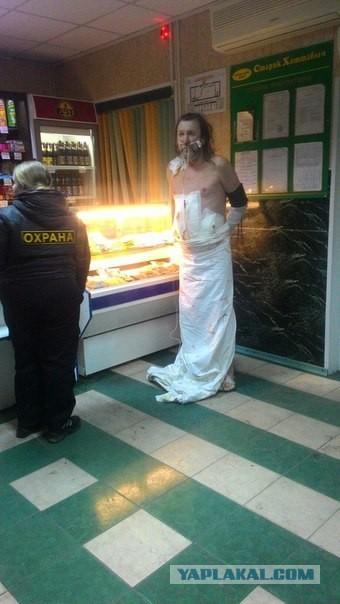 В Саяногорске мужчина убежал с реанимации, пришел в ближайший пив-бар