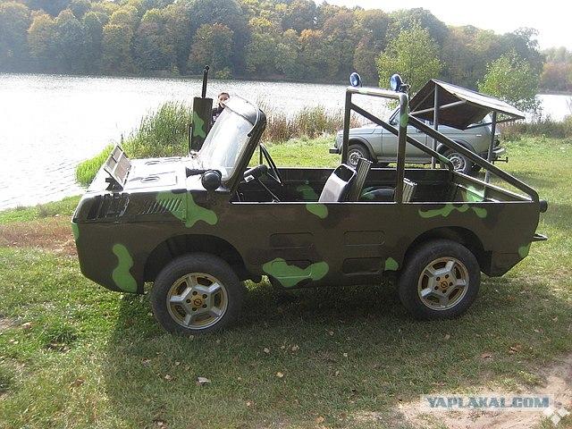 самоделки для рыбалки авто