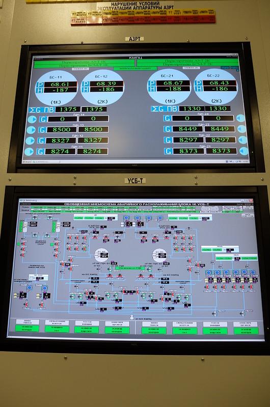 Бродилка по атомной электростанции