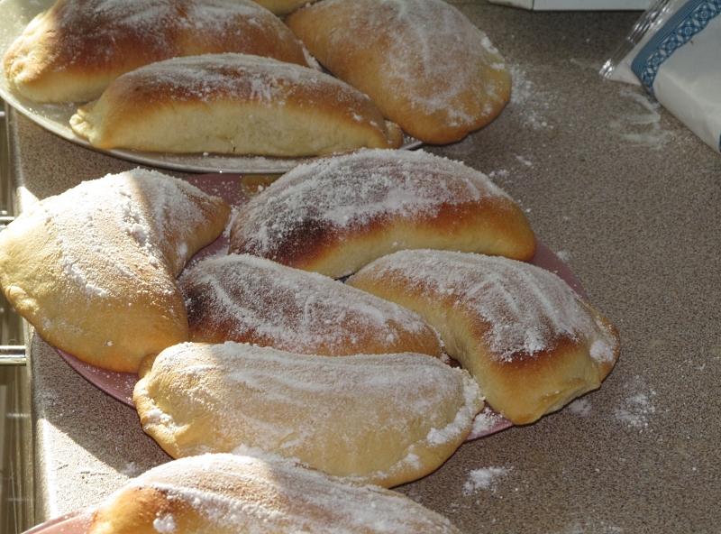 Пирожки с рыжиками рецепт