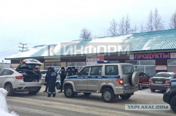 Диаспоры Кавказа начали делить рынки ХМАО. Один из бойцов прилюдно убит днем у кафе «Русь»