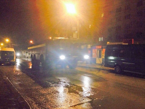 """Противокорабельный """"Бастион"""" доставлен в Крым"""