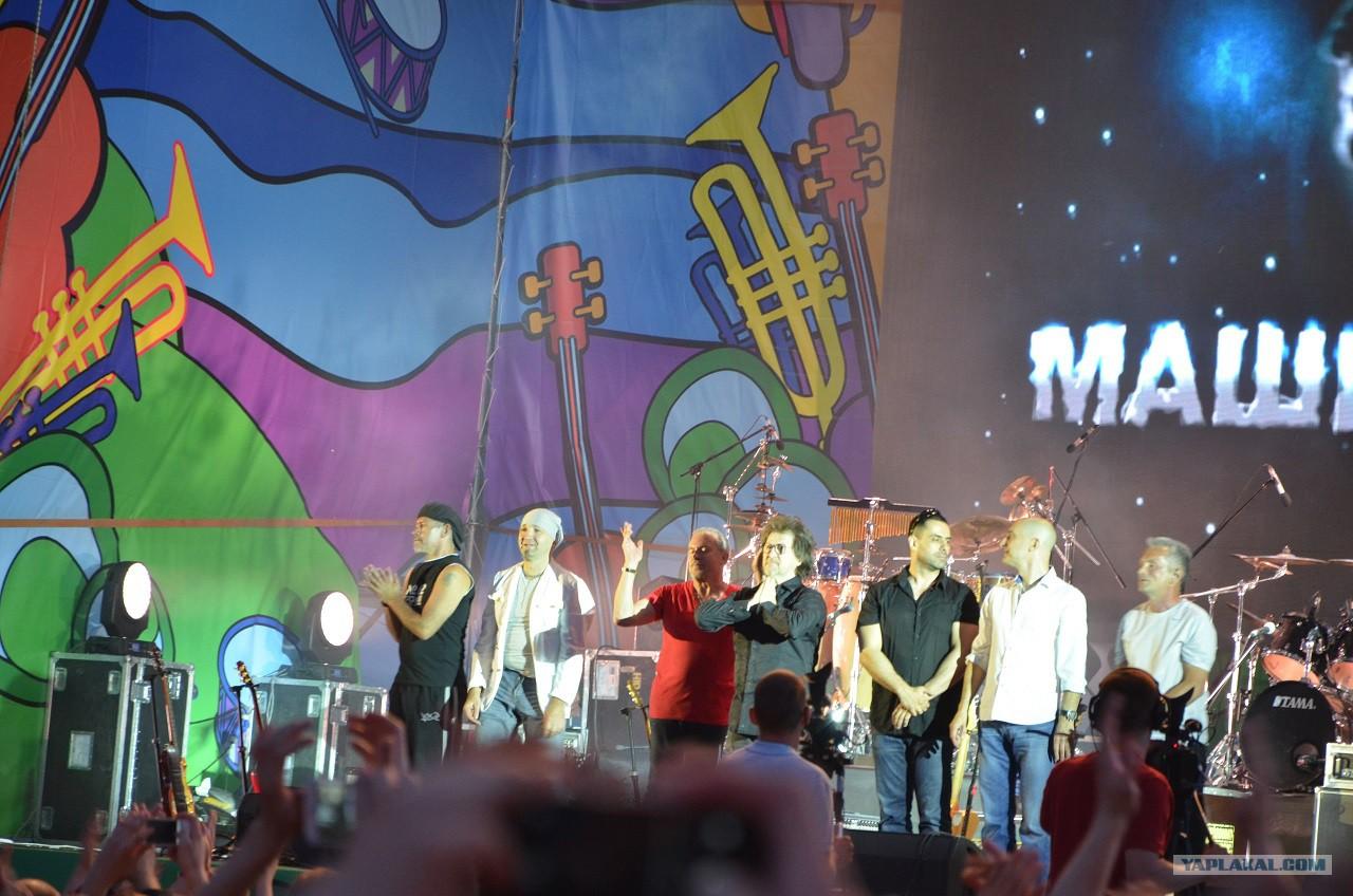 Концерт макаревича в лужниках фото 5