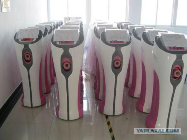 Новое изобретение китайских ученых: