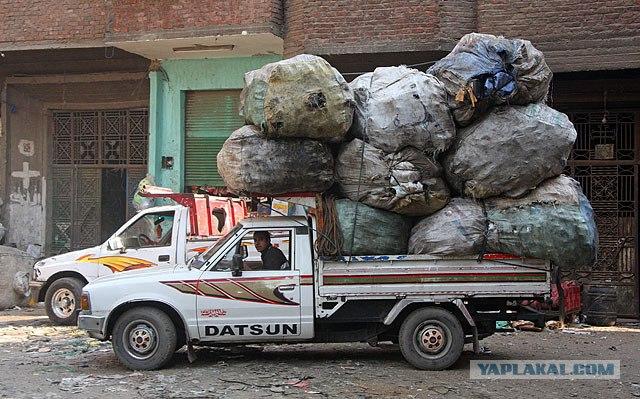 Город мусорщиков
