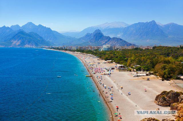 В Турции на продажу выставили около 1300 гостиниц