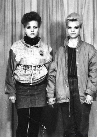 Девушки 90-х: что это было?