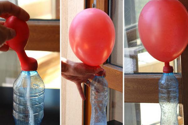 Как надуть шарики гелием в домашних условиях 90