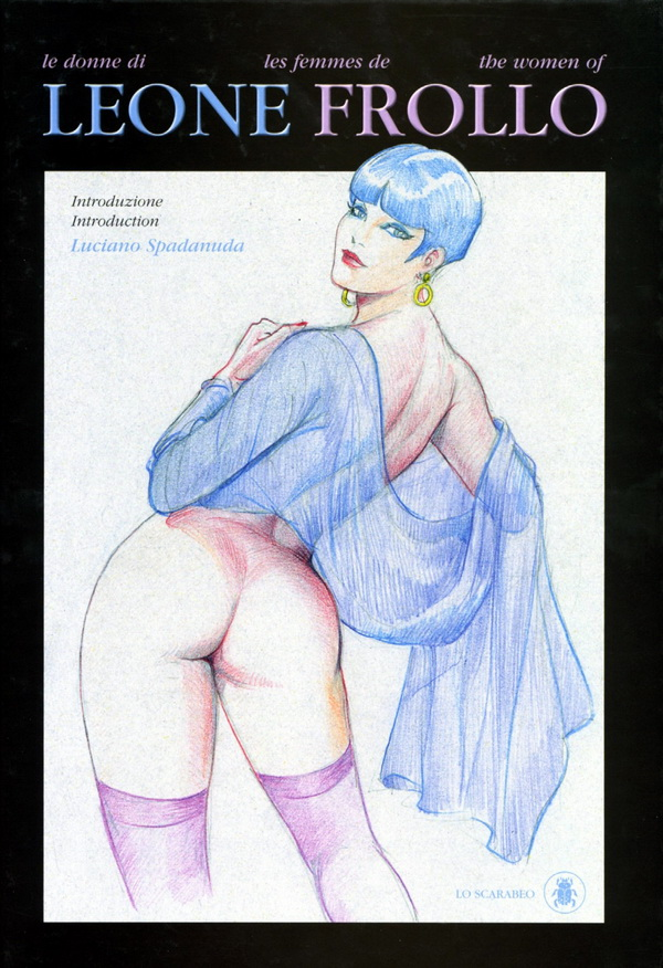 "Страницы альбома "" The Women of Leone Frollo"" (16+)"