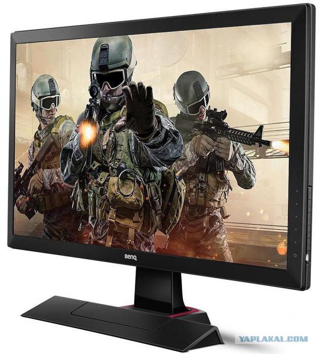 Продам игровой монитор BenQ RL2455HM