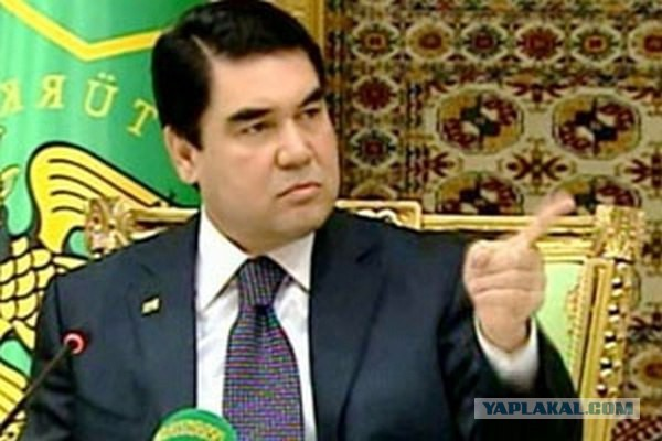 В Туркмении ранен племянник президента