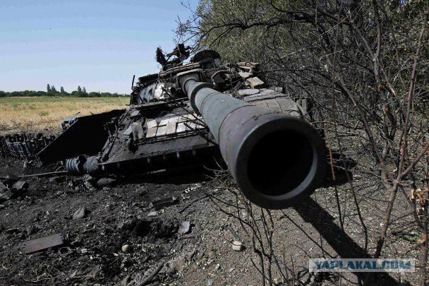 Итоги войны в Донбассе - катастрофа армии Украины