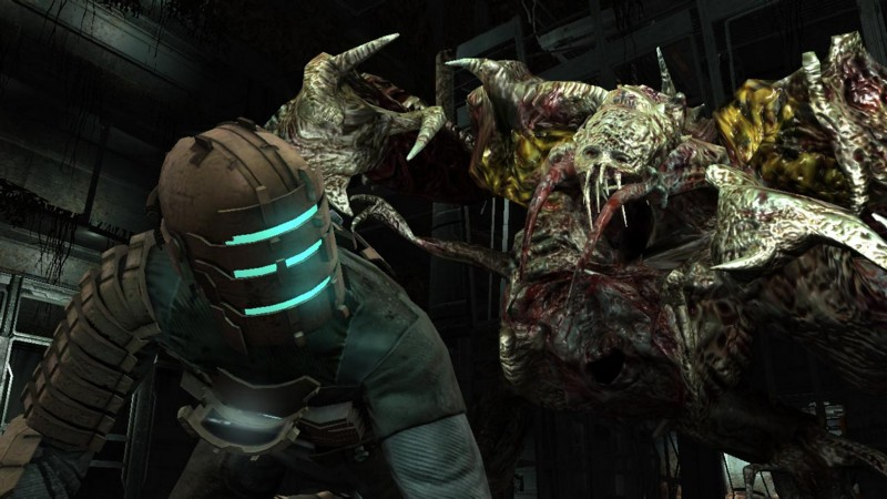 5 самых жутких монстров в видеоиграх