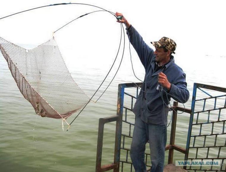 Телевизор для ловли рыба своими руками
