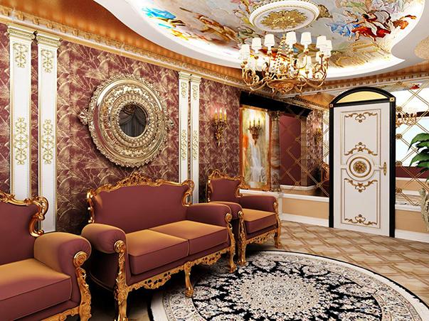 Декор дорого богато
