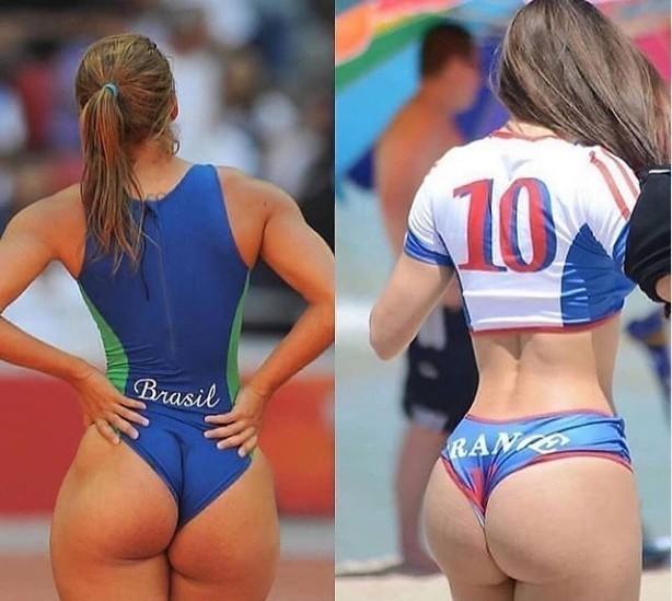 Бразилия или Франция?