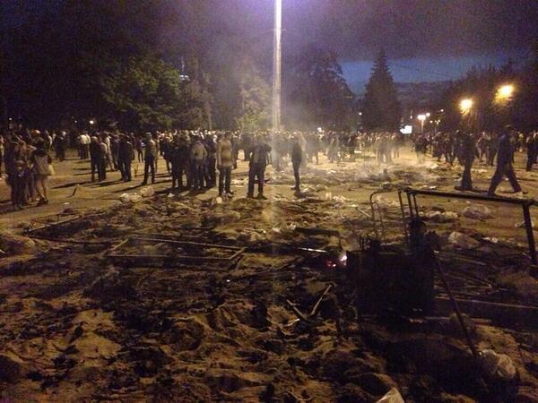Война на Украине. Ночь - Онлайн!