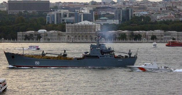 """""""Сирийский экспресс"""" и входящие в его состав корабли"""
