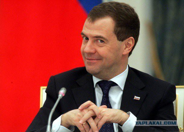 Медведев заявил о законодательном увековечивании санкций против России
