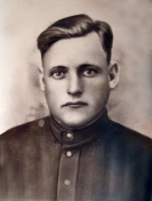 Пехотинец попал в плен, 1941 год.