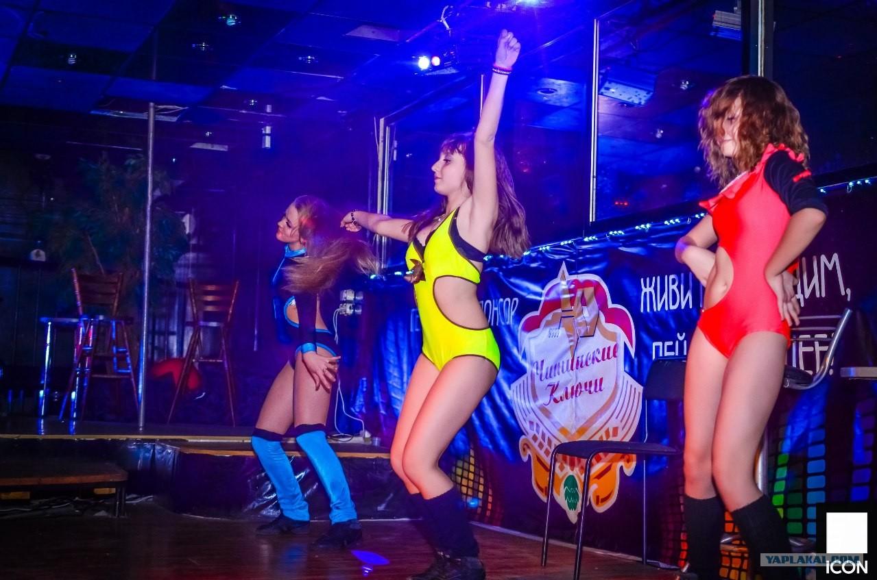 Фото конкурсов в ночных клубах 4 фотография