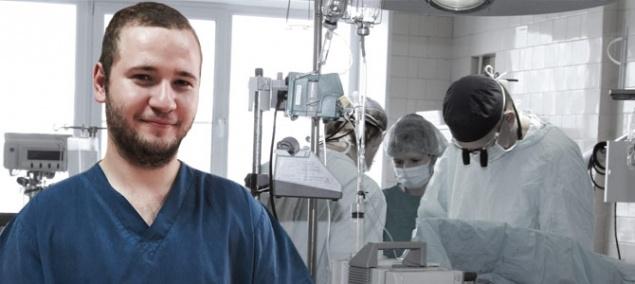 Красноярский студент-медик спас пациентку