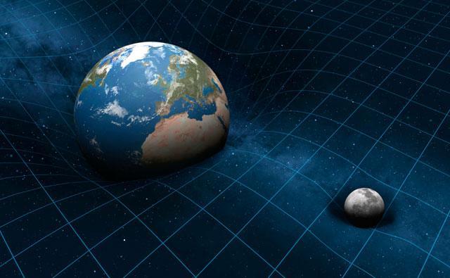 Что делает со временем гравитация