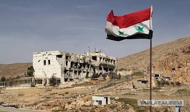 Сирийское ТВсообщило оботражении ракетного удара Израиля