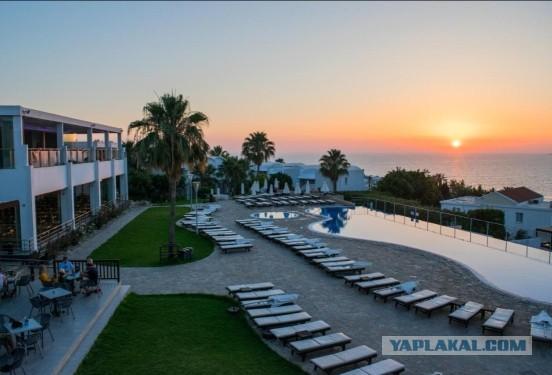 Пафос. Кипр. Отпуск в августе 2019
