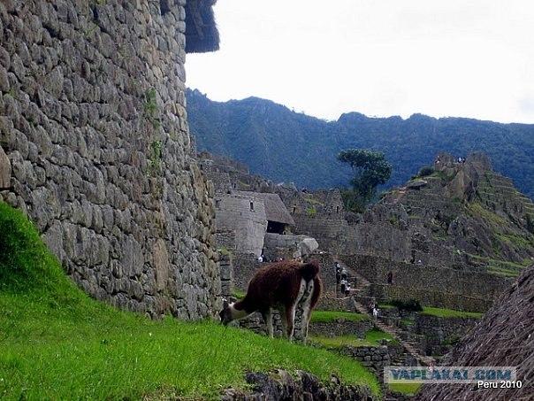 Моя поездка в Перу!
