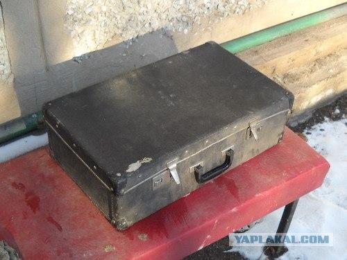 Автомобильный сабвуфер-чемодан (19 фото)