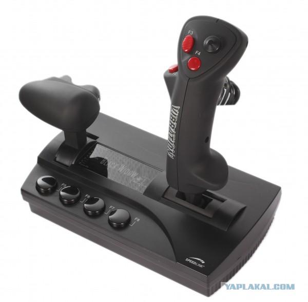 Джойстик Speed-Link Black Widow Flightstick