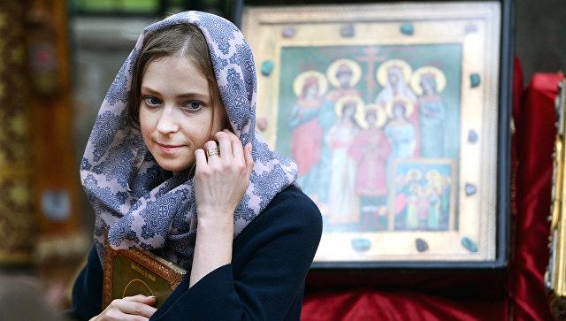 """Поклонская назвала просмотр """"Матильды"""" грехом"""