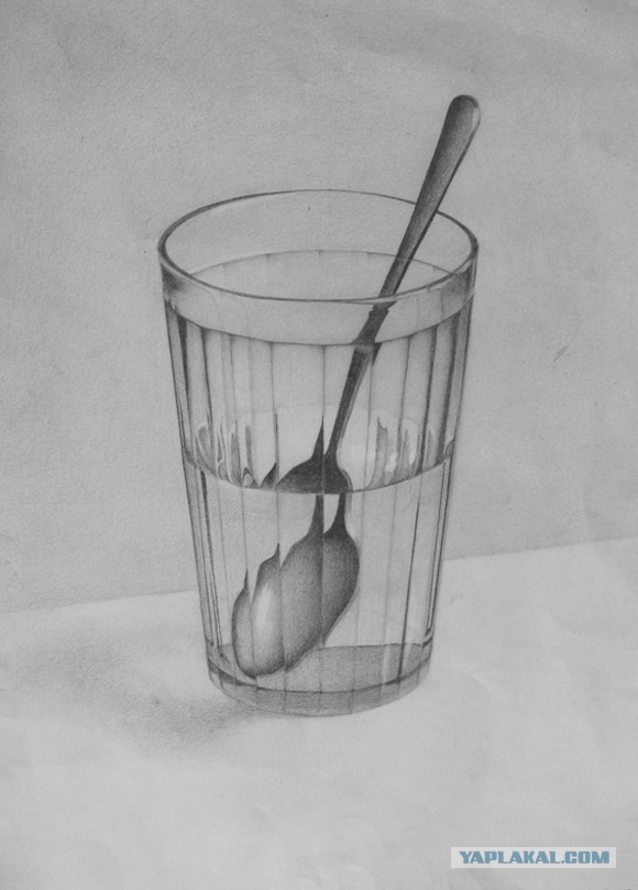 Батон рисунок 6