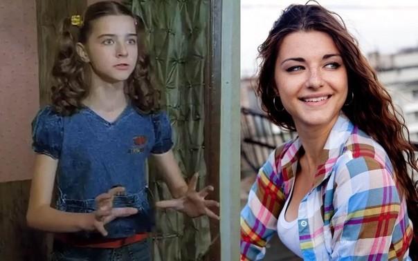 """Актёры """"Ералаша"""" с годами неслабо изменились"""