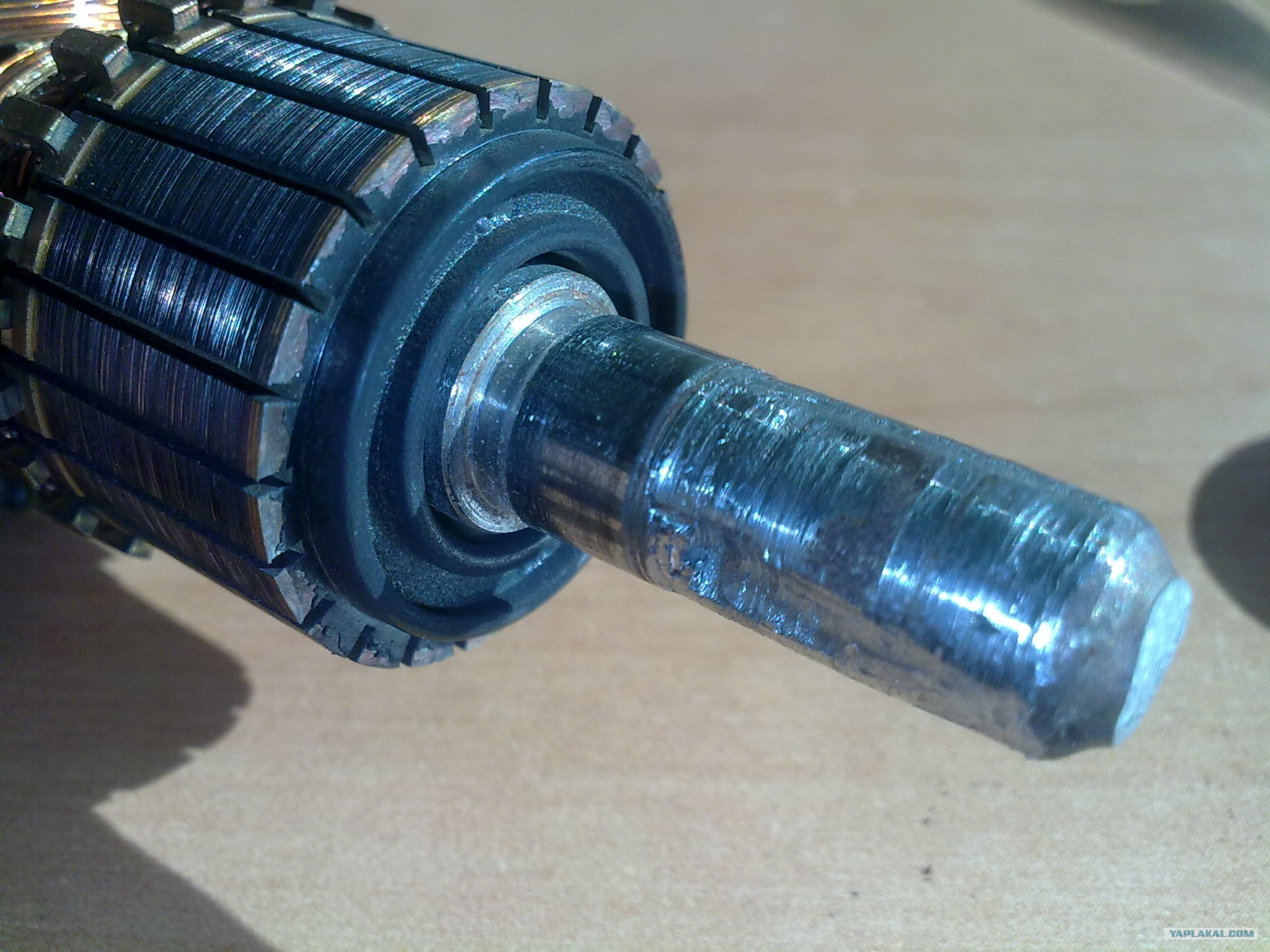 Замена подшипника в двигателе в пылесосе самсунг своими руками