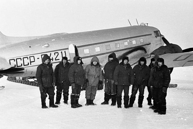 Экспедиция на Антарктиду 1969 - фото из архивов