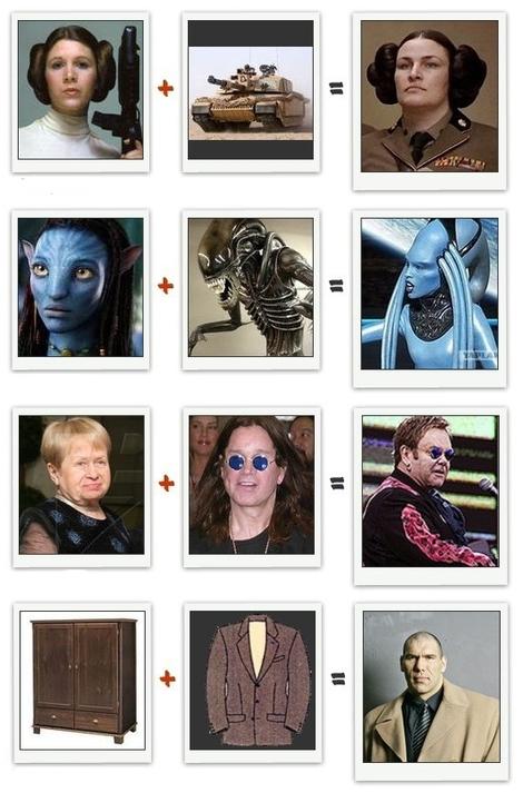 Происхождение известных личностей