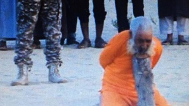 Боевики ИГИЛ публично обезглавили старейшего суфийского шейха на египетском Синае