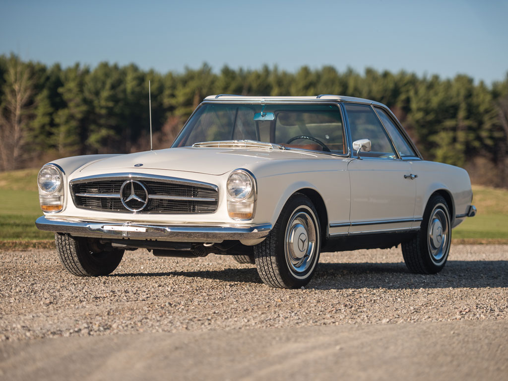 Mercedes benz for Mercedes benz w113
